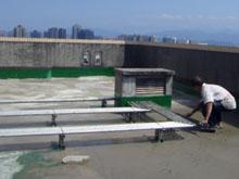 上水泥保護 PU 層